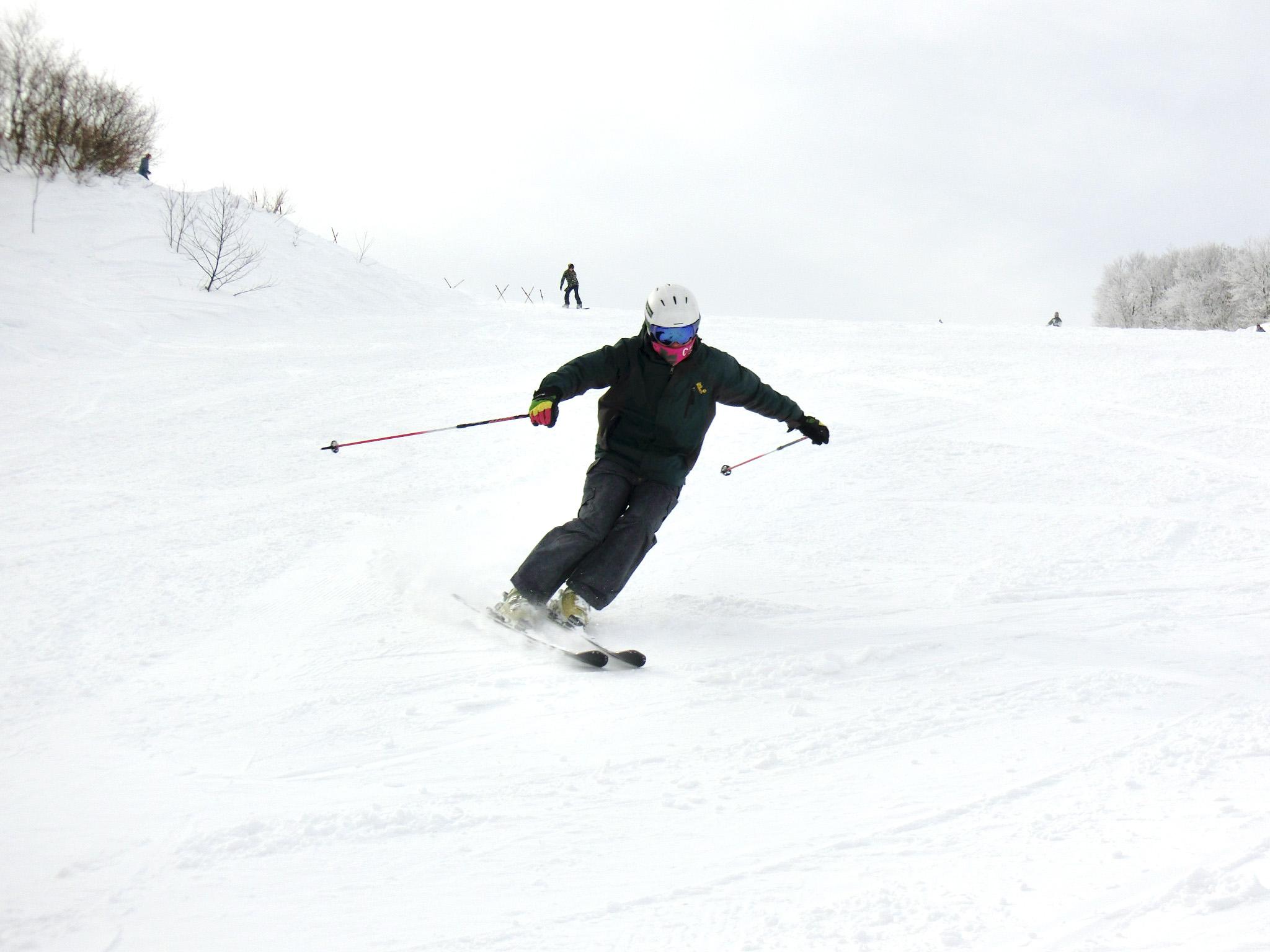 スキーレッスンプラン